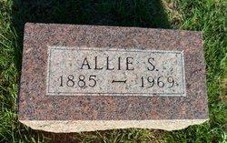 Frances Alvina (Allie) <I>Sampson</I> Emley Cashatt