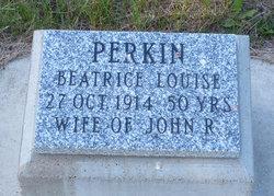 Beatrice Louise <I>Cowen</I> Perkin