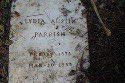 Lydia Ambler <I>Austin</I> Parrish