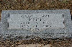 Grace Opal Keck