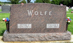 Nettie C. <I>Snell</I> Wolfe