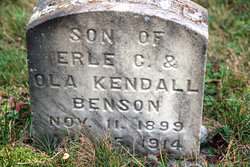 Edward Kendall Benson