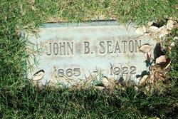John Benjamin Seaton