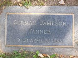 Burmah Jameson Tanner