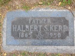 Halbert Stevens Kerr