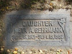 Meta Anita Gehrmann