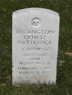 DeLangton Ernest Ruttledge