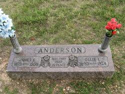 Ollie L <I>Dye</I> Anderson