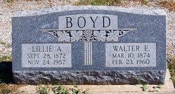 Walter Egbert Boyd