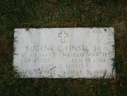 Eugene C Finsel, Sr