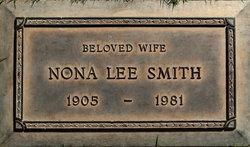 Nona Lee Smith