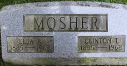Clinton Thomas Mosher