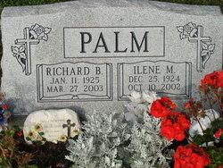 """Richard Byron """"Dick"""" Palm"""