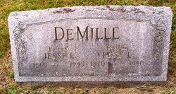 Rose <I>Bevins</I> DeMille
