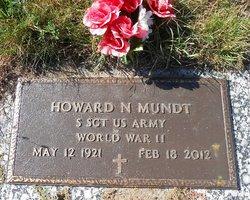 Howard Neil Mundt