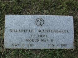 Dillard Lee Blankenbaker