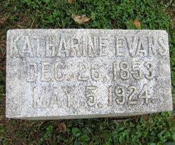 Katharine Evans