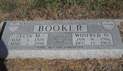 Winfred Outa Booker