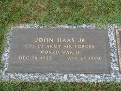John Haas Jr.