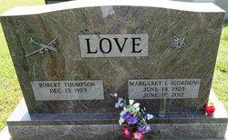 SMSGT Robert Thompson Love