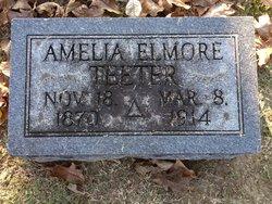Amelia F. <I>Brooks</I> Teeter