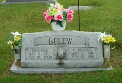 Clarence Russell Belew