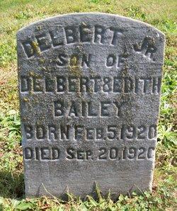 Delbert Bailey, Jr
