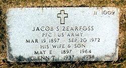 Jacob S Zearfoss