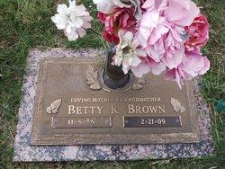 Betty R. Brown