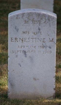 Martha Ernestine <I>Norris</I> Alexander