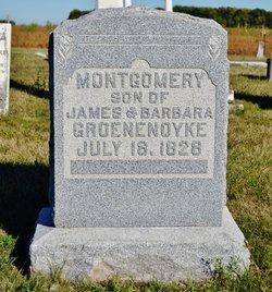 Montgomery Groenendyke