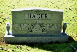 Joe William Hager, Sr