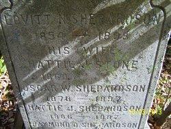 """Harriet Jane """"Hattie"""" <I>Stone</I> Hicock"""