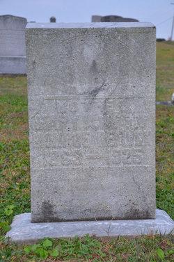 Mary A. <I>Rothermel</I> Geist Rebuck