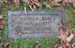 Daisy M Burks