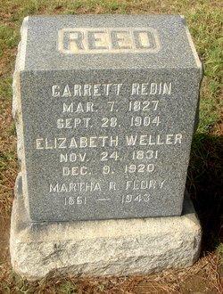 Garrett Redin Reed