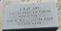 Sylvester Ray Ary