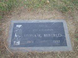 Leona <I>Kibby</I> Bergreen