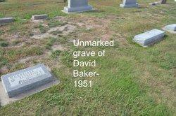 (infant) David Baker