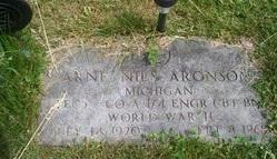 Arne Nils Aronson