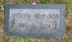 "Josef ""Joseph"" Aronson"