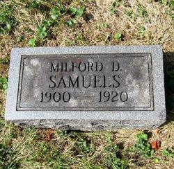 Milford Douglas Samuels