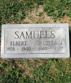 Hester J <I>Fair</I> Samuels