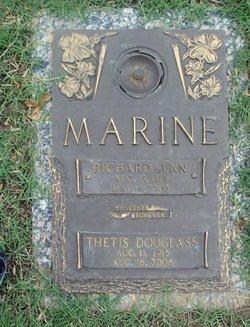 Thetis Frances <I>Douglass</I> Marine