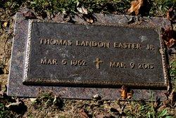 Thomas Landon Easter, Jr