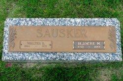 Blanche Marie <I>Wyman</I> Sausker