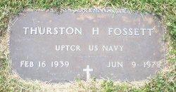 L. Thurston Fossett, Sr