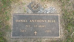 "Daniel Anthony ""Blue"" Blue"