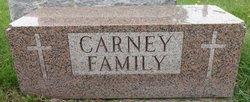 Margaret <I>O'Conner</I> Carney