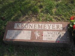 Walter H Kronemeyer